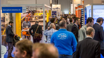 Hundreds of IT and data professionals will join more than 7,500 people at this year's Oceanology International in London in March