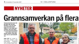 CoYards hjälper villaägare i Edsviken på flera sätt