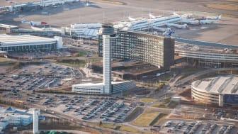 Starka julisiffror visar på behovet av ett utbyggt Arlanda