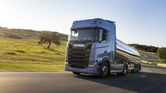 Knightec är utsedd till preferred supplier av Scania
