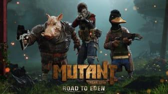 Mutant: Year Zero Video Game Announced!