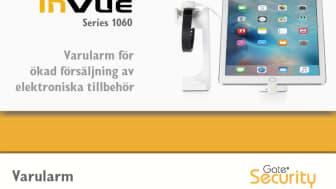 Varularm för ökad försäljning av elektroniska tillbehör