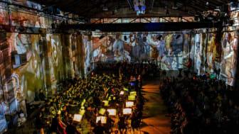 Konzert im Kunstkraftwerk Leipzig