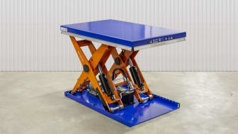 The world's first standardized category 5 lift table has been launched