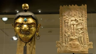 Pieces from the new Woon Gallery of Asian Art at Northumbria University, Newcastle