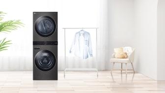 LG introducerar framtidens vitvaror i företagets virtuella IFA 2020-monter