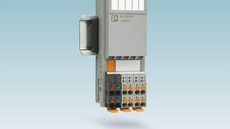 Intergrera även energimätera etc. med MBUS till din fastighetsautomation Axio från Phoenix Contact