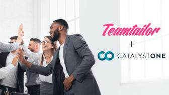 Teamtailor + CatalystOne