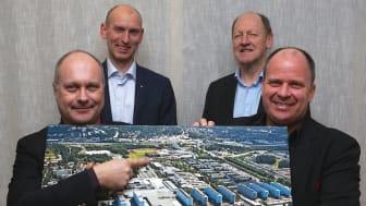 Riksbyggen bygger för seniorer och unga i Upplands Väsby