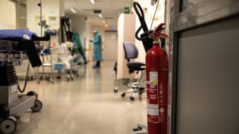Det finns skillnader i hur regionerna exempelvis sköter sitt brandskyddsarbete. Foto: Jens Klevje