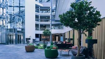 Flaggskipet Quality Airport Hotel Gardermoen åpner dørene etter massiv utbygging (Foto: Jonas Berglund)