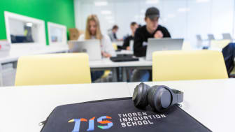Elever på Thoren Innvation School i Lund ska hjälpa QSi Swedens kunder med enkla IT-problem.
