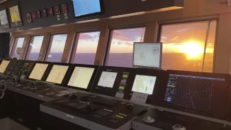 The KONGSBERG Integrated control system keeps the vessel's position, monitors and controls vessel functions and actively distributes energy across onboard consumers