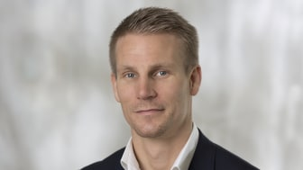 David Larsson, vd Nokas Security