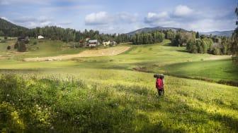 Runt 30 aktiviteter och besöksmål från Höga Kusten finns med i Visit Swedens nylanserade upplevelseguide.