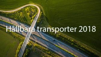 Välkommen till Hållbara transporter 15 november