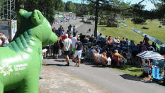 Sommartravet inleds med SprinterMästaren - folkfest väntas i Halmstad