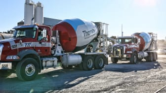 Thomas Concrete USA, The Concrete Specialists