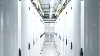 Volkswagen data centre at  Green Mountain (inside)