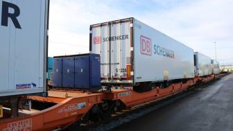 Green Cargo och Schenker AS i samarbete med ny miljösmart lösning för tempererat gods