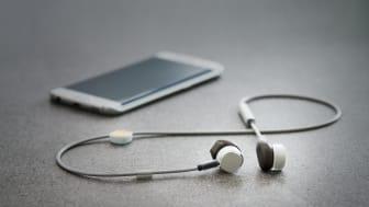 PUGZ trådlösa hörlurar