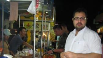 Amir före (privat bild)