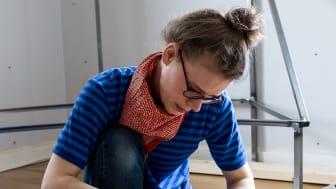 Kritiskt designprojekt – föremål från 100 dagar av behov och begär – Kristina Schultz berättar