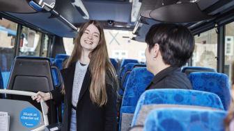 Større fleksibilitet og sammenhængskraft: Nu er de nye køreplaner for busserne klar