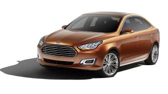Kinesiske kunder skal fristes med ny Ford Escort Concept