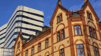 Stora Hotellet i Umeå, byggt 1895