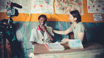 Neven Subotic in Äthiopien
