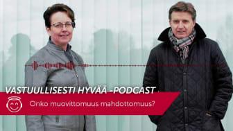 Vastuullisesti hyvää -podcast: Onko muovittomuus mahdottomuus?