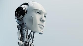 I genomsnitt förväntar sig företagen i studien att 20 procent av de befintliga medarbetarnas kapacitet kan ersättas av robotar.