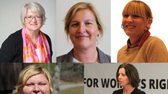 I panelen deltar Carina Ohlsson (S), Karin Karlsbro (L): Irena Cvetkovic och Milica Mirazic. Moderator, Petra Tötterman Andorff, generalsekreterare Kvinna till Kvinna.