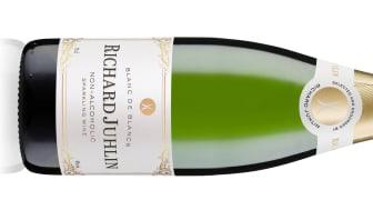The sparkling wine - Non-alcoholic Blanc de Blancs by Richard Juhlin