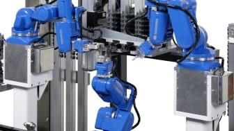 Miniroboten som väcker intresse och vinner pris.