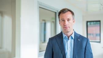 Ulf Hannelius, CEO Diamyd Medical.