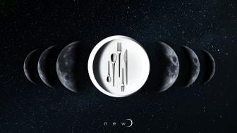 Un design inspiré de la lune –  NewMoon :  une sensation parfaite au toucher et une forme exceptionnelle