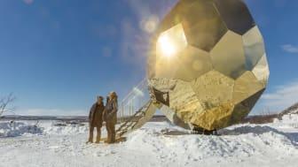 Solar Egg av Bigert & Bergström för Riksbyggen
