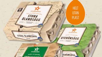 Ny klimatsmart förpackning – helt utan plast!