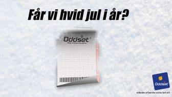 Danske Spil: Sådan er chancerne for hvid jul