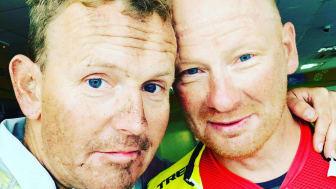 #BIKEFORAUTISM med Måns Möller gör succé och slår rekord i insamlade medel