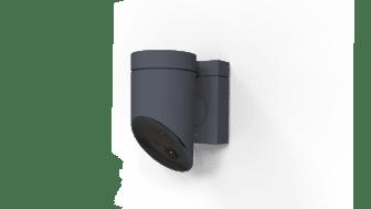 Somfy Outdoor Camera i färgen antracit