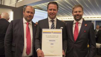 SkiStar Åre: Åre to host the Alpine World Ski Championships in 2019