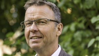 Gustav Melin, vd för Svebio.
