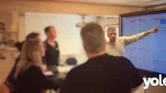Chalmers Ventures portföljbolag Yolean tar in 4,6 miljoner