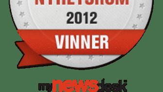 Årets Nyhetsrom 2012