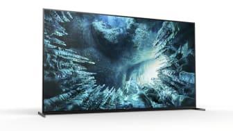 New BRAVIA ZH8 8K HDR Full Array LED TV