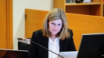Anne Glede Allum, konstituert statsadvokat i Økokrim. Foto: VG
