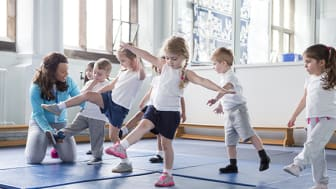 Forskarna och förskolan möts på nordisk konferens om fysisk aktivitet